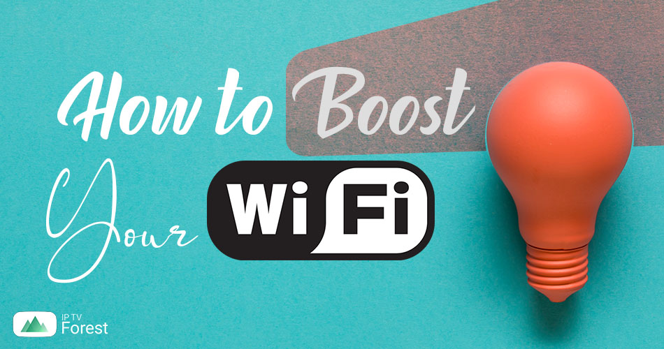 How to boost your Wi-fi